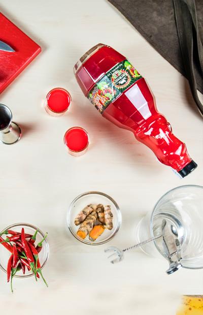 Shot Spicy 2 | Beremot Spicy Fresh
