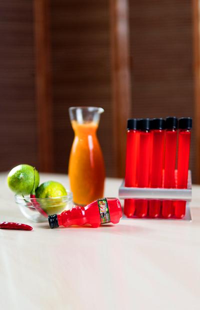 Shot Spicy | Beremot Spicy Fresh